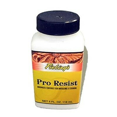 Fiebing's Pro Resist 4 Oz Bottle Leathercraft - Fiebing 118ml4fl