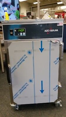 NEW NEVER USED ALTO-SHAAM 500-s hot food holding cabinet slight dent