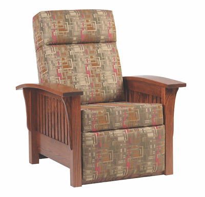 Custom Made | Mission Arts & Crafts | Stickley Style | Morris Recliner | Solid!
