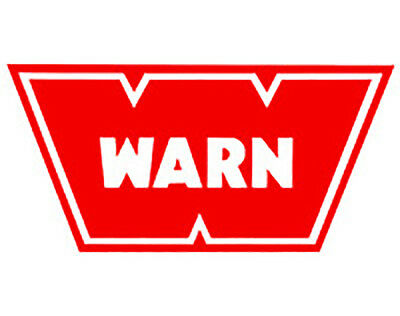 Warn Winch Decal Sticker Offroad Off Road 5 inch