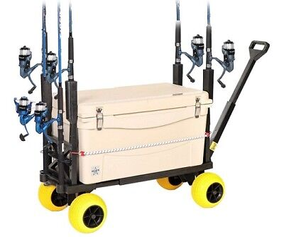 Cooler Caddy, Soccer Cart, Beach Cart, Moving Cart, Fishing Cart