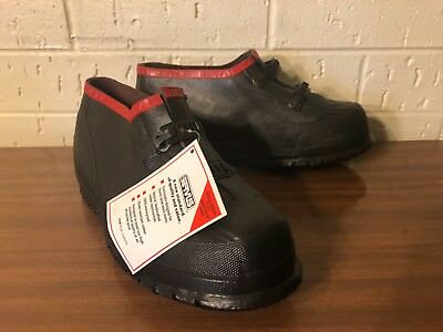 Serves by Honeywell T469 Overshoes Galoshes - Work Shoes Size 12 - NEW NWT