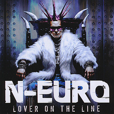 N-Euro - Lover on the Line [New CD]