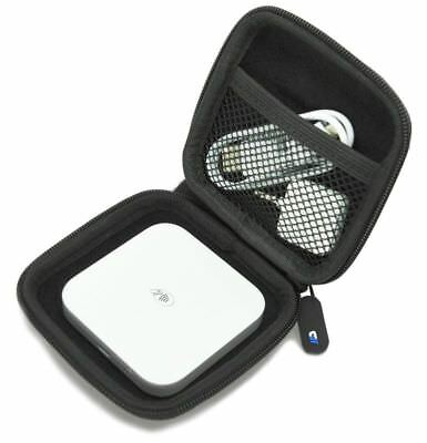Portable Credit Card Reader Scanner Case - Fits Square A-Sku-0113 Contactless ,