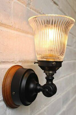 Victoria Batten Wall Light