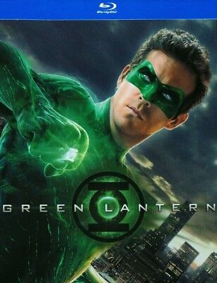 Brand New! Green Lantern - Blu-ray Disc Extended Cut (2013) Steel Book Edition