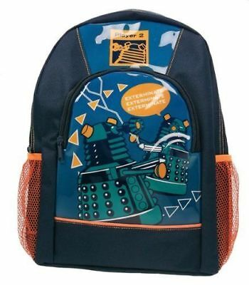 Doctor Who Worlds in Time Daleks Exterminate Backpack Rucksack Bag