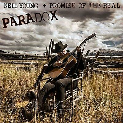 Neil Young + Promise Of The Real Paradox Cd - New Release April 2018
