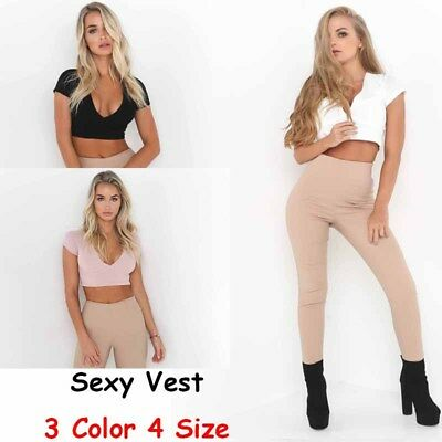Sexy Women Slim Vest Tanks Lace Backless Tops Hollow Pure Color Summer Bandages