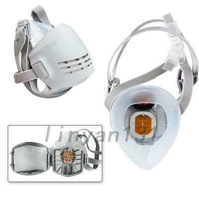 Good Quality Reusable Anti-Dust Paint Respirator Welding Safety Industrial Mask