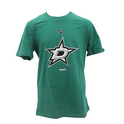 Dallas Stars NHL Official Reebok Apparel Kids Youth Size T-Shirt New with  Tags 54bee4c77