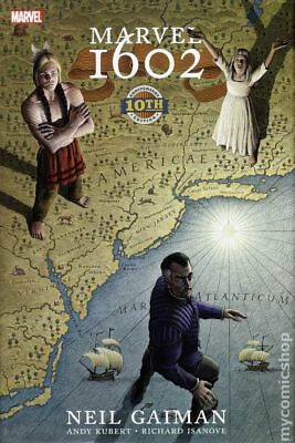 Marvel 1602 HC (10th Anniversary Edition) #1-1ST 2013 NM Stock Image