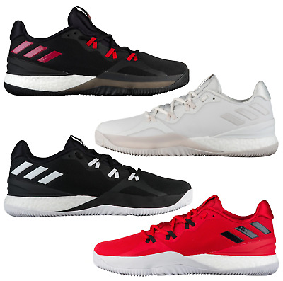 Adidas Men's Crazy Light Boost 2018 Basketball Shoes Various Sizes and Colors