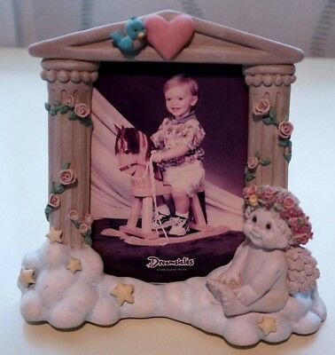 Antique C1997 Cast Art Industries Dreamsicles Photo Frame - Picturesque  10224