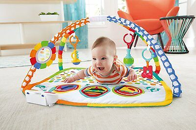 Tapis d'Eveil Musical Fisher Price DFP69-D  Neuf