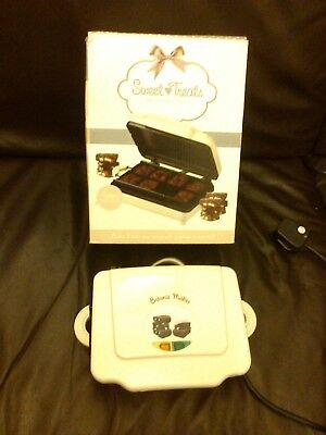 Sweet Treats Brownie Maker, Boxed, Tested, WORKING