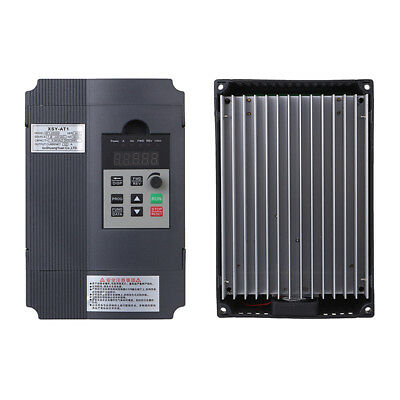 Inverter Sale Speed New Ac Variable Phase 1pc Vsd K1 2.2kw Single Vfd Frequency