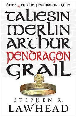 Pendragon (The Pendragon Cycle, Book 4) by Stephen R. Lawhead | Paperback Book |