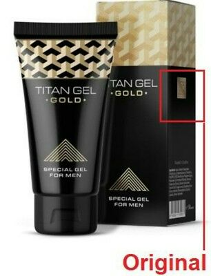 titan gel intimate lubricant for men hologram official reseller 100