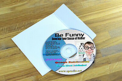 Be Funny: Develop your Sense of Humor Subliminal CD Ocean