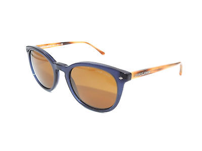 b6648a72a96 Authentic GIORGIO ARMANI Transparent Blue Sunglasses AR8060 - 535833  NEW