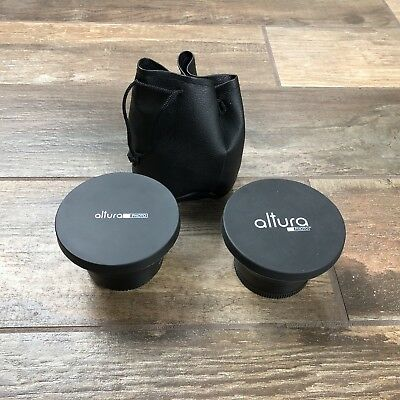 2 Altura Photo 52MM .43x Wide Angle Lens with Super Macro for NIKON DSLR Cameras