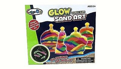 ColorDay - GLOW SAND ART - Brand New