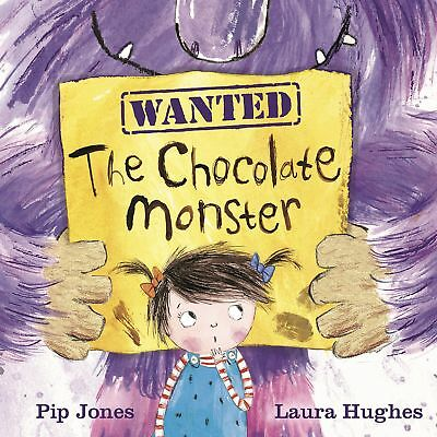 The Chocolate Monster (A Ruby Roo Story), Jones, Pip, Excellent