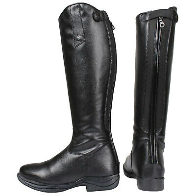 Horka Riley Adult Thermo Riding Boots - New Mens Ladies Horseriding Equestrian