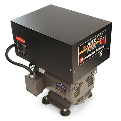American Rotary ADX05FM   Floor Mount ADX Series 5HP Rotary Phase Converter 240V