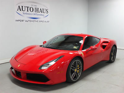 Other  2016 FERRARI 488 GTB Coupe - 661HP! LIKE NEW! LOADED! LESS THAN 3K MILES!