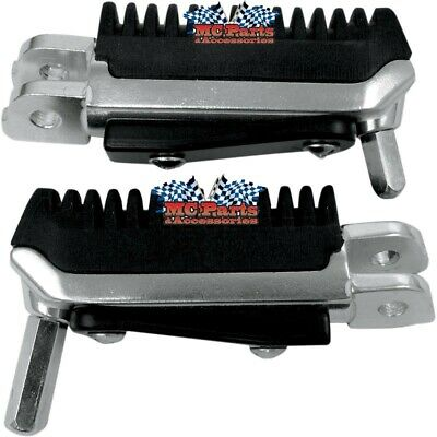 Factory Style Replacement Foot Pegs Footpegs SUZUKI HAYABUSA GSX1300R