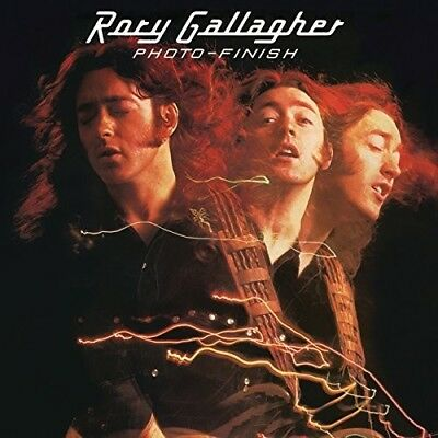 Rory Gallagher - Photo Finish [New CD] UK - Import