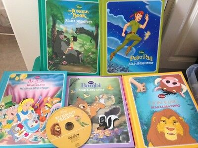 read along books with cd