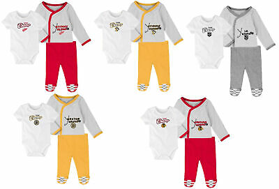 NHL Infant Future Champ 3-Piece Bodysuit Pants Set Newborn Baby Boy s Hockey a1ba51a0c