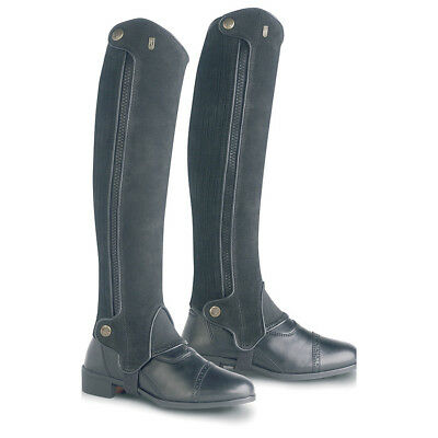Tredstep Extreme Suede Chaps black various sizes