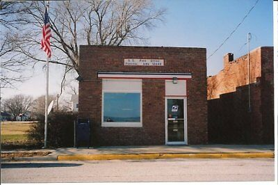 Former Post Office Building. Zoned Commercial. Percival, Ia. Must Sell.!!!