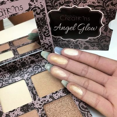 Angel Glow Beauty Creations Highlighter Palette