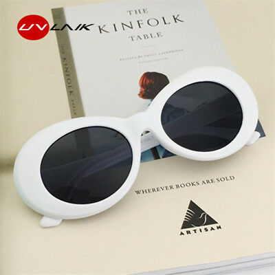 d79cd7b801 Clout Goggles Sunglasses Women NIRVANA Kurt Cobain Glassess Female Male  UV400