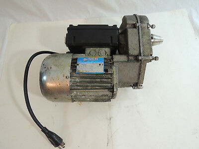 IMER International 115V Monophase 1680 RPM Electric Pump for Mixer 77426 / 98