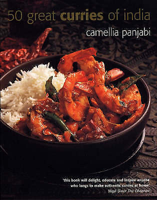 50 Great Curries of India, Camellia Panjabi, New