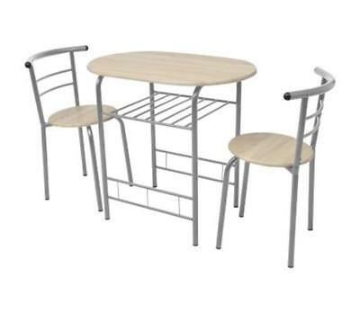 Small Breakfast Bar Set 2 Seater Small Kitchen Table And
