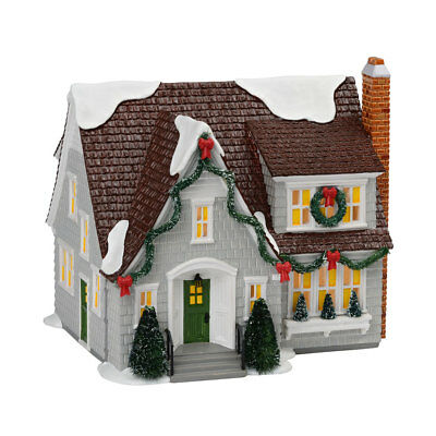 Department 56 Snow Village - Lynnhaven House (Gray) - 4016902PP