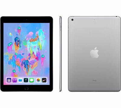 "APPLE 9.7"" iPad - 32 GB, Space Grey (2018) - Currys"