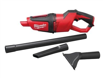 Milwaukee - M12 HV-0 Hand Vac 12 Volt Bare Unit