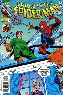Untold Tales of Spider-Man #19 1997 VF Stock Image
