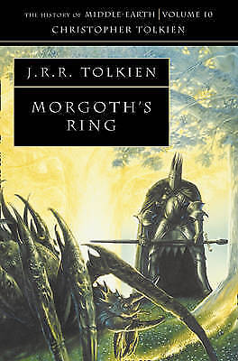 Morgoth's Ring, Christopher Tolkien