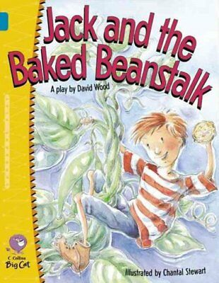 Jack and the Baked Beanstalk, Wood, David