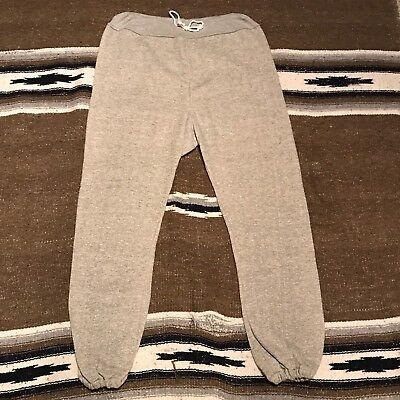 Deadstock Vintage Sears Heather Gray Sweatpants.