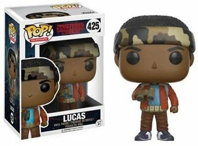 Funko Pop! Television: Stranger Things - Lucas S1